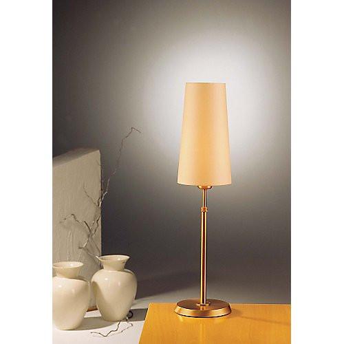 Holtkoetter Table Lamp in Antique Brass #6263