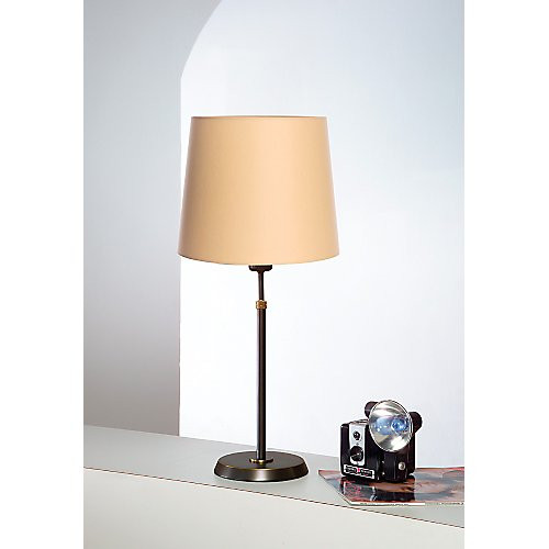 Holtkoetter Table Lamp in Satin Nickel #6263