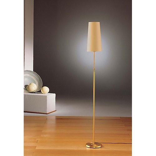 Holtkoetter Dimmable Floor Lamp in Brushed Brass #6354