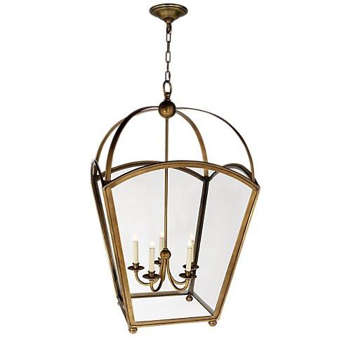 Visual Comfort E. F. Chapman Arch Top Tapered Lantern