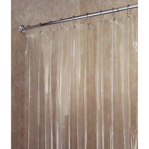 Vinyl Clear Shower Liner