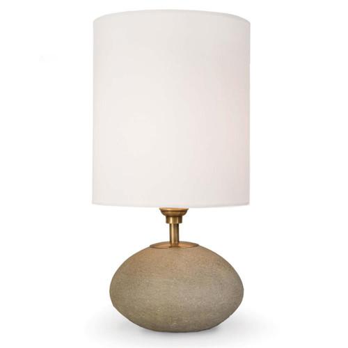 Regina Andrew Concrete Orb Mini Lamp