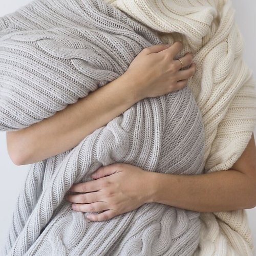 Roma Cashmere Throws