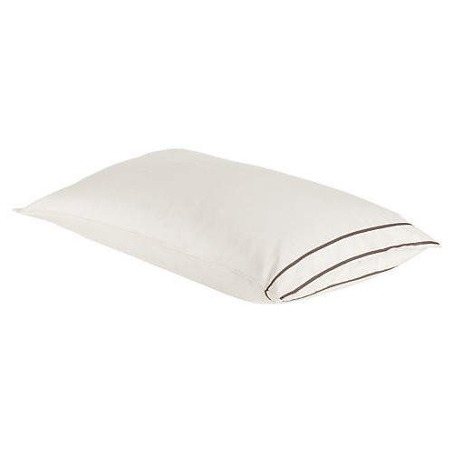 Frette Analogy Grey Pillowcase
