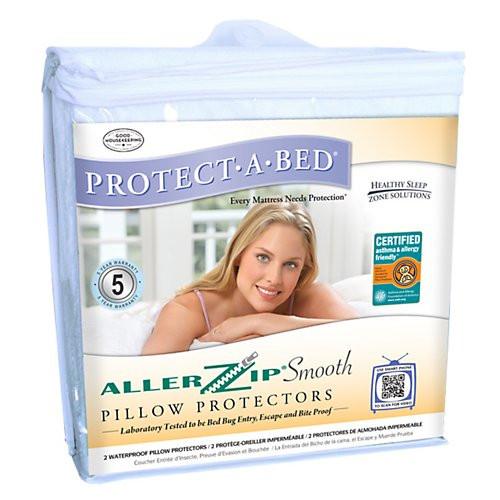 Protect-A-Bed AllerZip Pillow Protectors