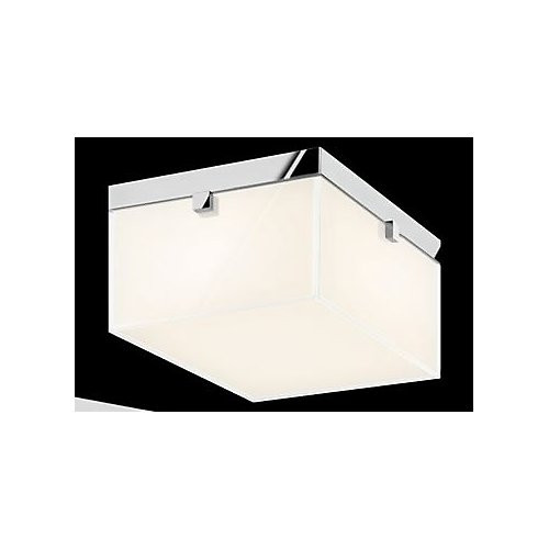 Sonneman Parallel LED Square Flushmount