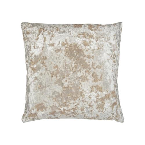Aviva Stanoff Crushed Velvet Pillow
