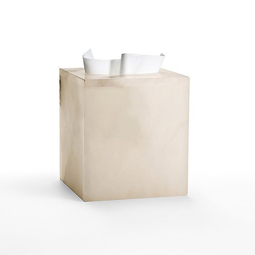 Labrazel Alisa Cream Tissue Box Cover