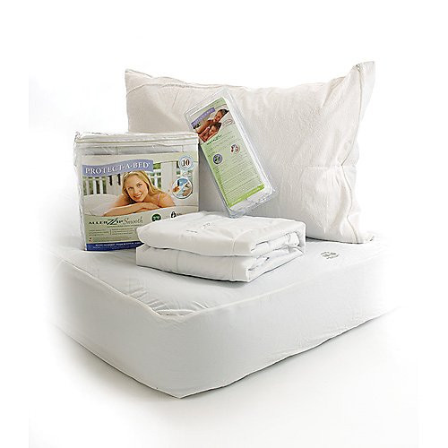 AllerZip X-Long Twin Mattress Cover