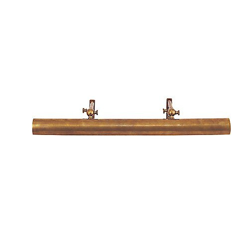 """Visual Comfort Frame Makers 24"""" Picture Light in Hand-Rubbed Antique Brass SL2703HAB"""