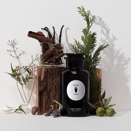 L'Objet Bois Sauvage Bath Salts (2L)