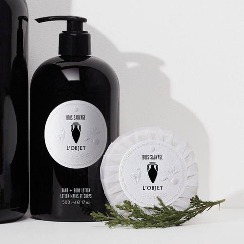 L'Objet Bois Sauvage Bar Soap