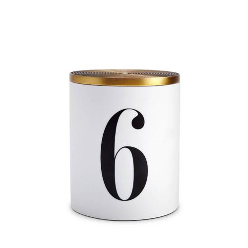L'Objet Jasmin d'Inde Candle No. 6