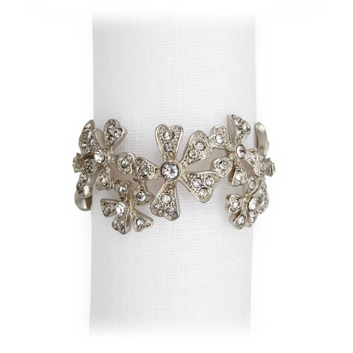 L'Objet Garland Napkin Jewels (Set of 4)