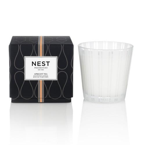 NEST Fragrances 3-Wick Candle - Apricot Tea