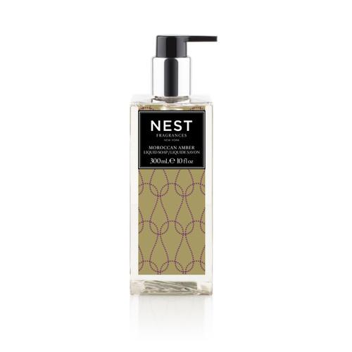 NEST Fragrances Liquid Soap - Moroccan Amber