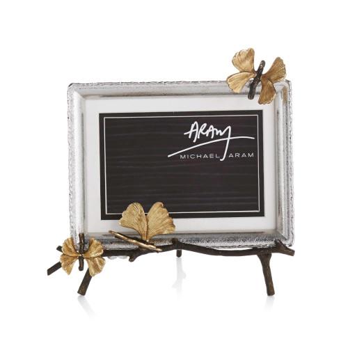Michael Aram Butterfly Gingko Easel Frame
