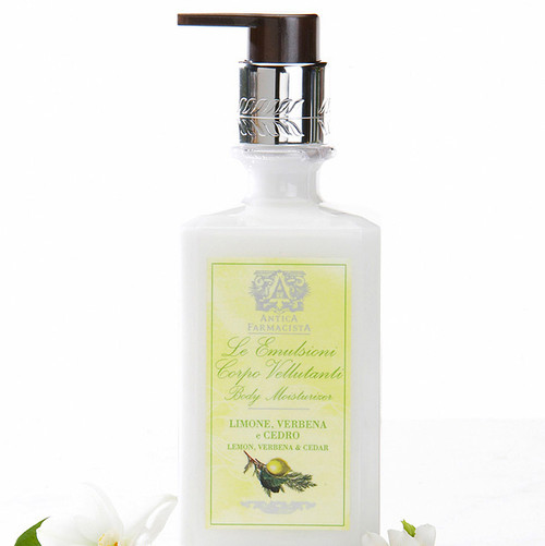 Antica Farmacista Body Lotion - Lemon, Verbena & Cedar