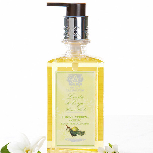 Antica Farmacista Hand & Body Wash - Lemon, Verbena & Cedar