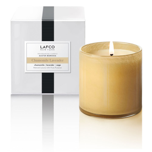 LAFCO Master Bedroom Signature Candle - Chamomile Lavender - 15.5 oz