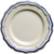 Gien Filet Bleu Dinner Plate