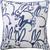 Ryan Studio Hutch Navy Decorative Pillow