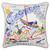 Catstudio Hamptons Hand-Embroidered Pillow