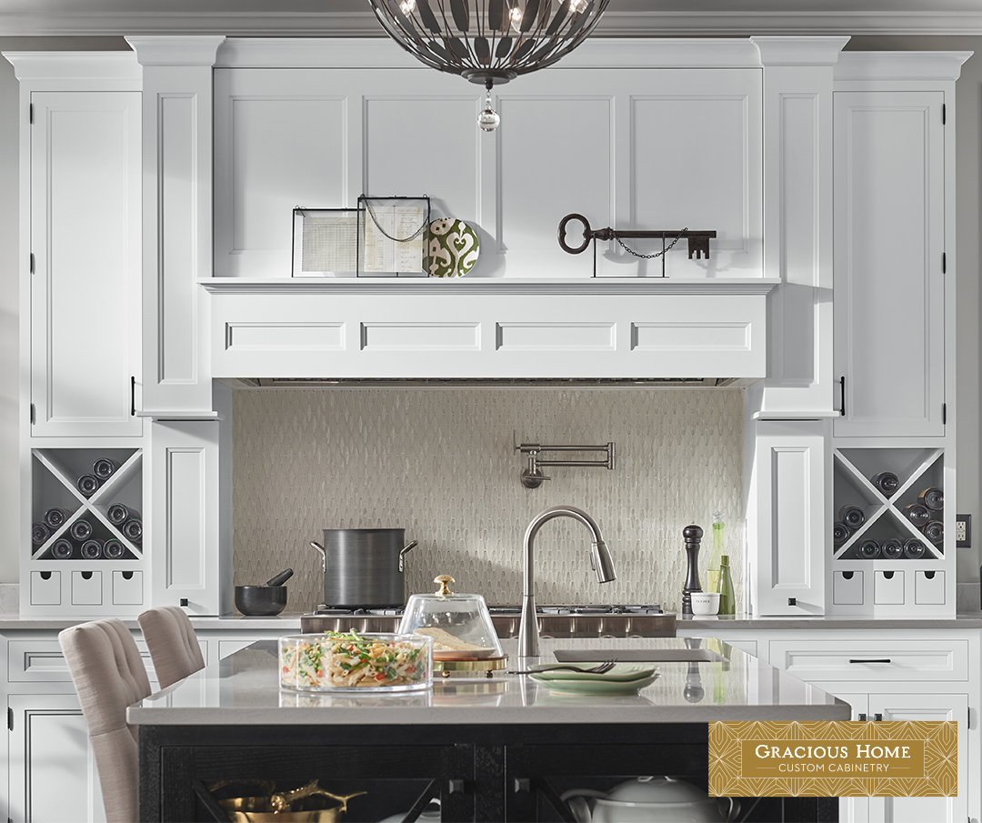 Gracious Home Custom Cabinetry