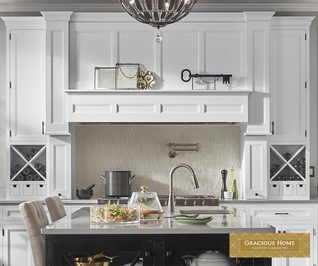 Gracious Home Custom Cabinetry