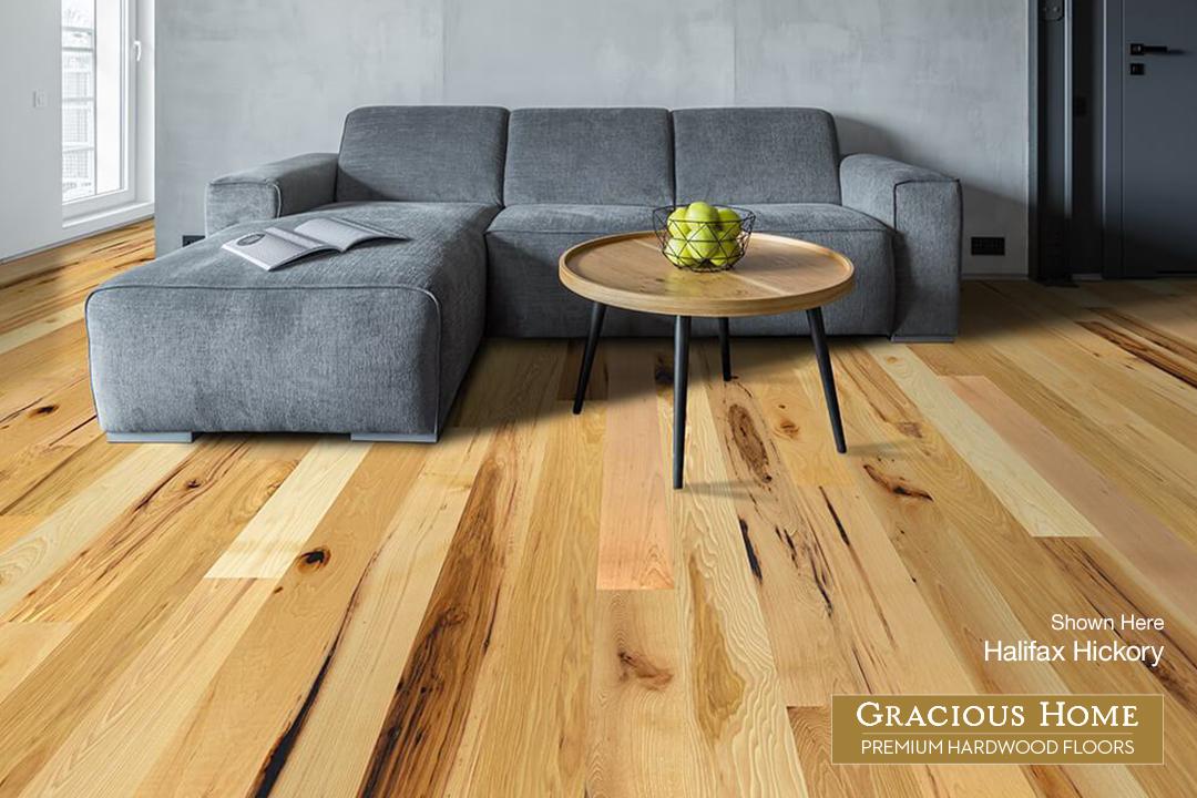Gracious Home Hardwood Flooring