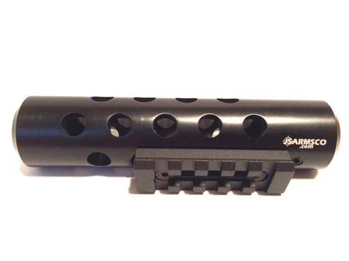 Hi Point Carbine Barrel Shroud with picatinny rail