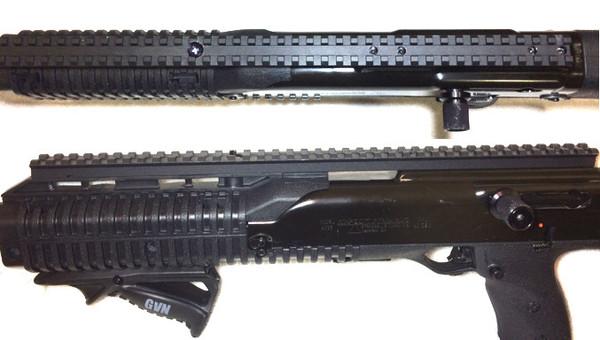 Hi Point carbine Picatinny rail