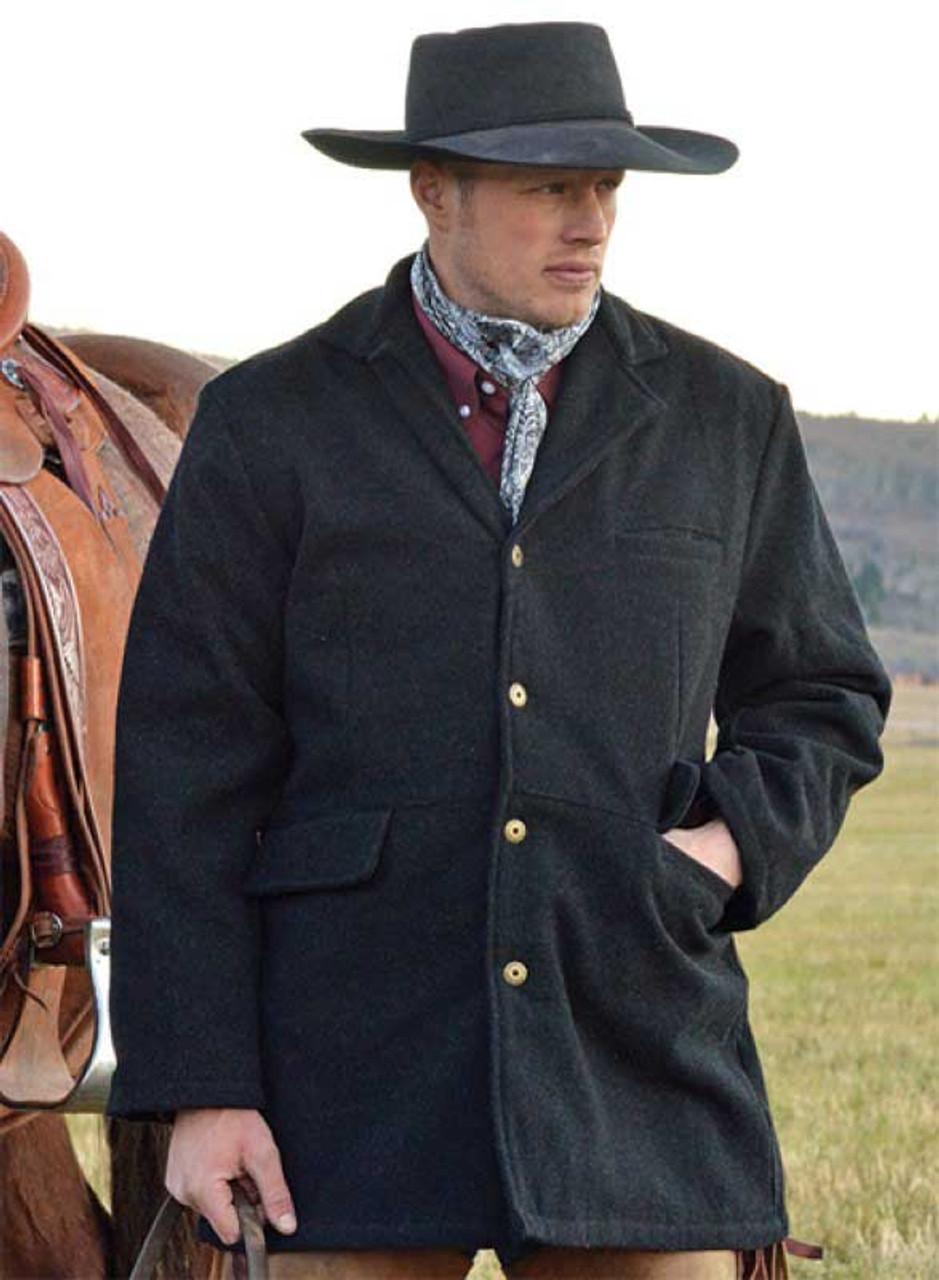 Wyoming Traders Wool Frock Coat | Buy