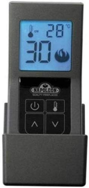 Napoleon Thermostatic Hand Held Battery Operated Remote w/ Digital Screen