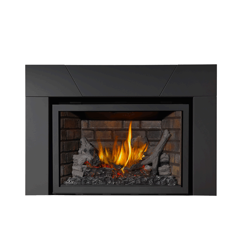 Napoleon Infrared X3 Direct Vent Gas Fireplace Insert - XIR3 CLOSEOUT MODEL
