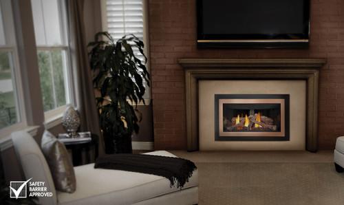 Napoleon Inspiration Zero Clearance Direct Vent Gas Fireplace - GDIZC