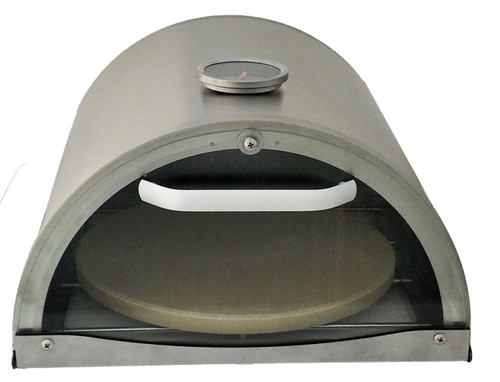 Mont Alpi Universal Side Burner Pizza Oven