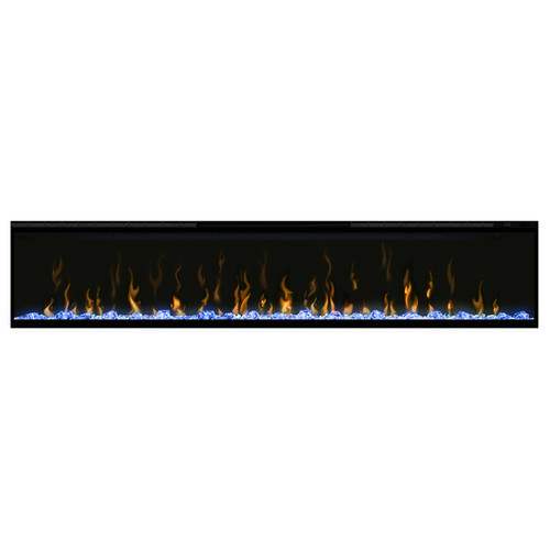 "Dimplex IgniteXL® 74"" Linear Electric Fireplace"