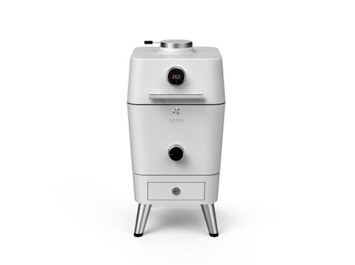 Everdure 4K Charcoal Grill w/ Electronic Ignition - Stone