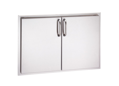 """AOG 20"""" X 30"""" Stainless Steel Double Access Doors"""