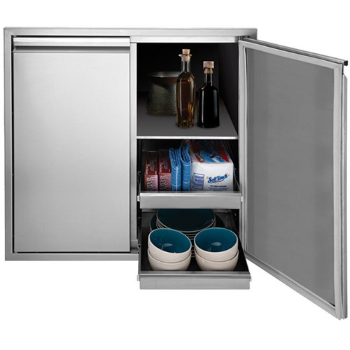 """Twin Eagles 36"""" Twin Eagles Tall Dry Storage"""