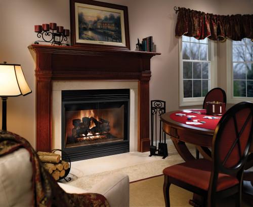 """Heatilator Accelerator 36"""" Wood Fireplace"""
