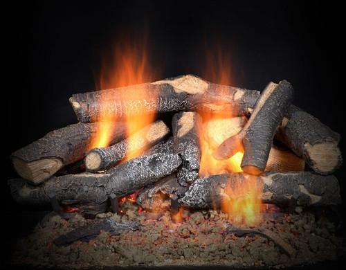 Heatilator Fireside Supreme Oak Gas Log Set
