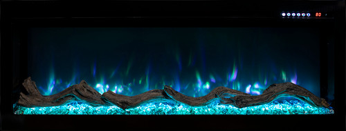 """Modern Flames 50"""" Spectrum Recessed Electric Fireplace"""
