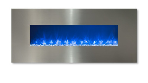 """Modern Flames 80""""Ambiance CLX2 Electric Fireplace"""