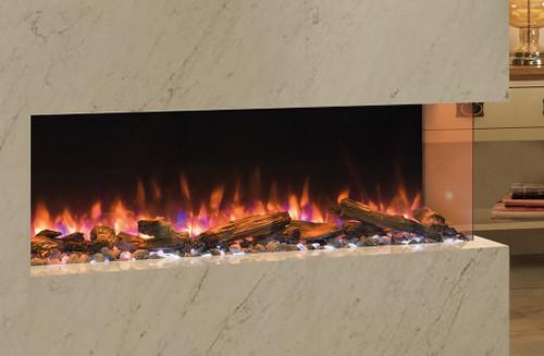 """Regency Skope 43"""" Multi-Sided Electric Fireplace"""