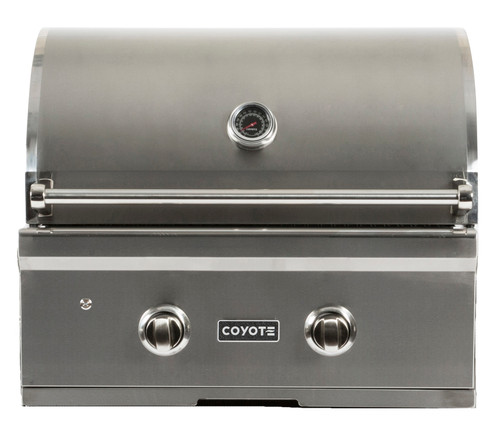 """Coyote 28"""" Grill with Infinity Burners, LP Gas"""