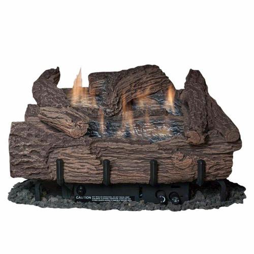 "Everwarm Palmetto Oak 24"" Logset"