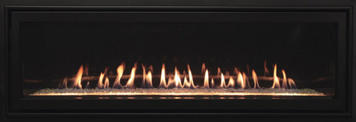 """White Mountain Hearth 60"""" Boulevard Direct Vent Fireplace"""