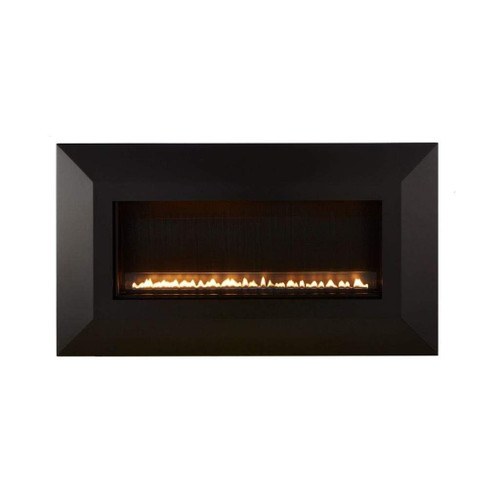 """American Hearth Boulevard Linear 30"""" Vent-Free Fireplace"""